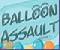 Balloon-Assault-Game