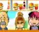 Burger-Stall