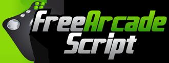 Free Arcade Script Demo